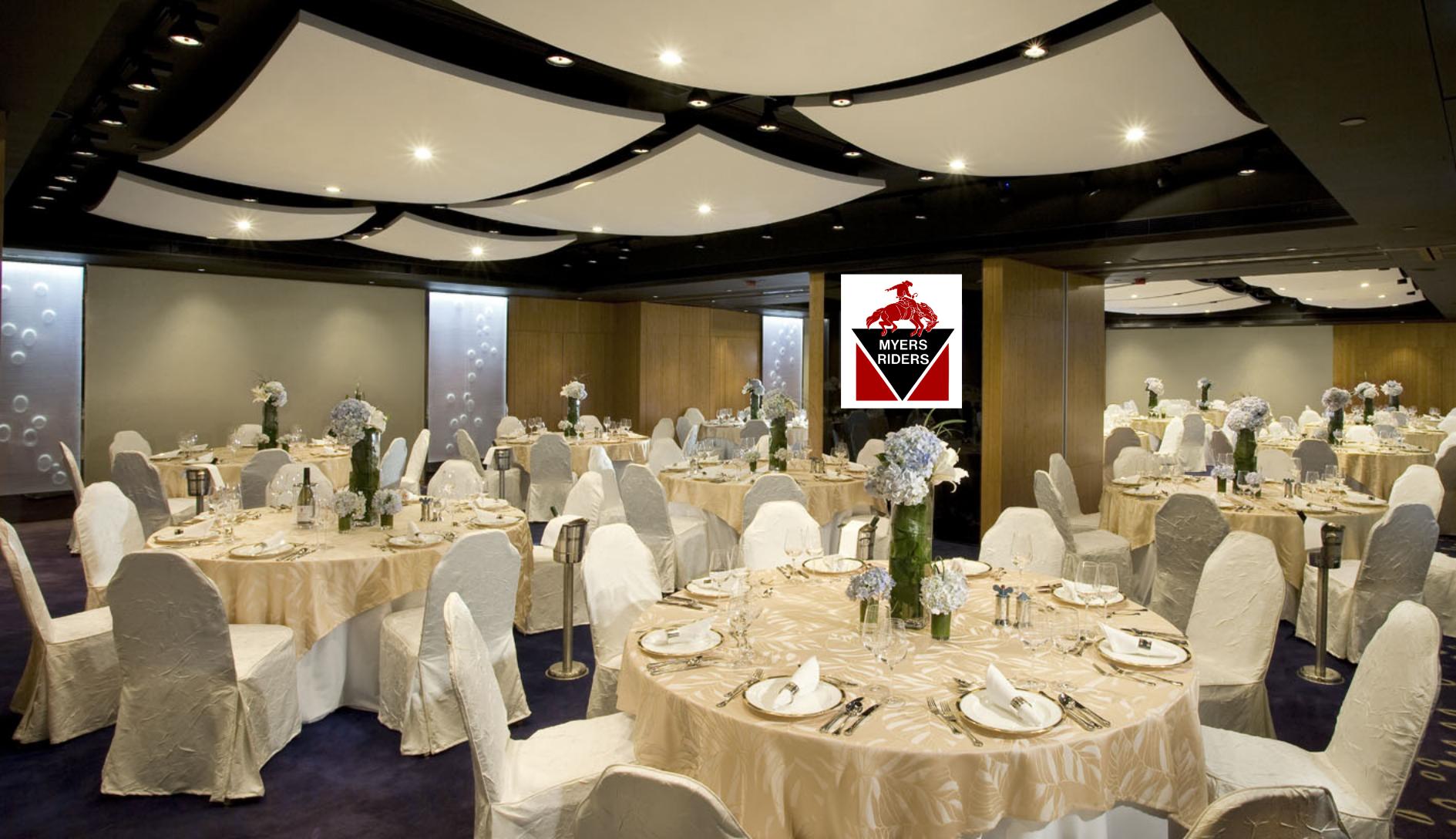 2017 Myers Ncafa Banquet Myers Riders Football Club