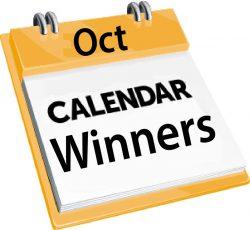 NCAFA Calendar winners